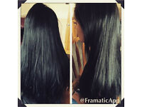 Weave (sew-in) Extensions - mobile service, fitting from £40! Contact for more details x