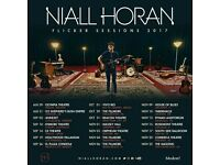 2 stalls standing Niall horan tickets O2 Shepherds Bush Empire 31st August 2017