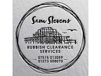 Sam Stevens Rubbish Clearance Services