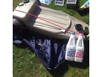 Wastemaster - 38 Litre Caravan/ Camping waste water container