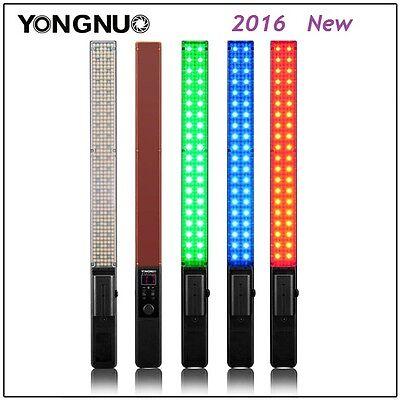 YongNuo YN360 Pro LED Photograph Light RGB Colorful Remote Control 3200K-5500K