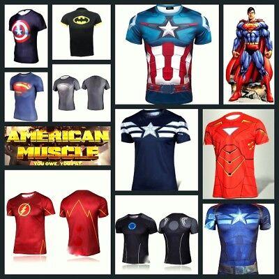Super Dry Running T-shirt - Heroes Costume T-shirt Short Sleeve Cycling Running Tops Jersey Super Dry Tee