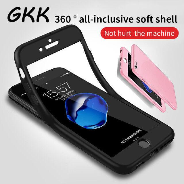 iphone 8 360 case silicone