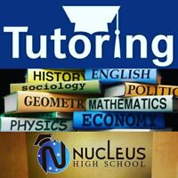 FINISH HIGH SCHOOL CREDITS FAST (TUTORING IS ALSO OFFERED)