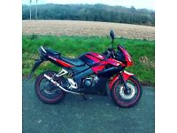 2008 Honda cbr 125r Good condition