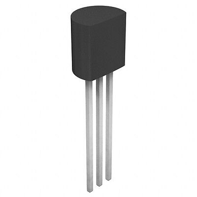 Sale New 50 Pcs X Bc547 Npn 45v 0.1a Transistor To-92