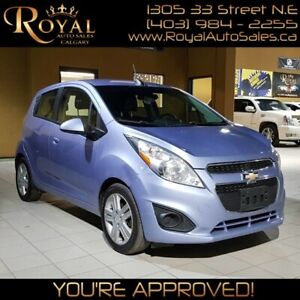 2015 Chevrolet Spark LT w/ TOUCHSCREEN, BLUETOOTH