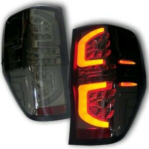 FORD RANGER PX2 SMOKED LED TAIL LIGHTS
