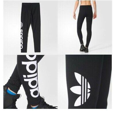 Adidas Linear Leggings-Black