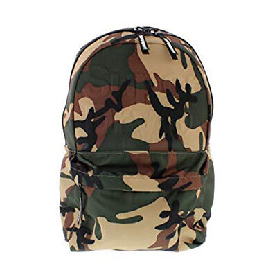 NEW Superdry Camo Lineman Montana  Khaki Camo (Green) Backpack Bag M91008DO