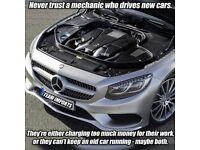 Micks Vehicle Services ( Car and Van Mobile Mechanic Repairs )