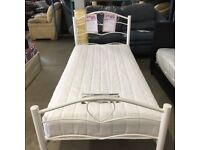 Single memory foam mattress