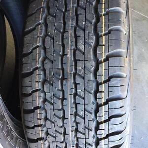 265/65R17 4WD Tyres from New XLT Ford Ranger Rutherford Maitland Area Preview