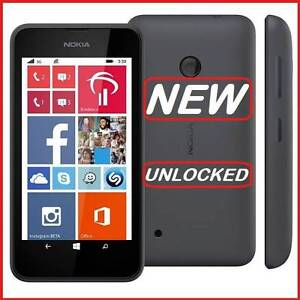 NEW NOKIA LUMIA 530 UNLOCKED 4 Inch 5MPX CAMERA $75 Castle Hill The Hills District Preview