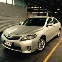 2010 Toyota Camry Sedan Woolloongabba Brisbane South West Preview