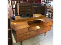 Dressing Table with Mirror - Good Condition