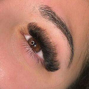 $80 Volume/Mega/Extreme Eyelash Extensions