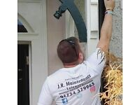 J.R.Maintenance ! Decorating and property maintenance specialists