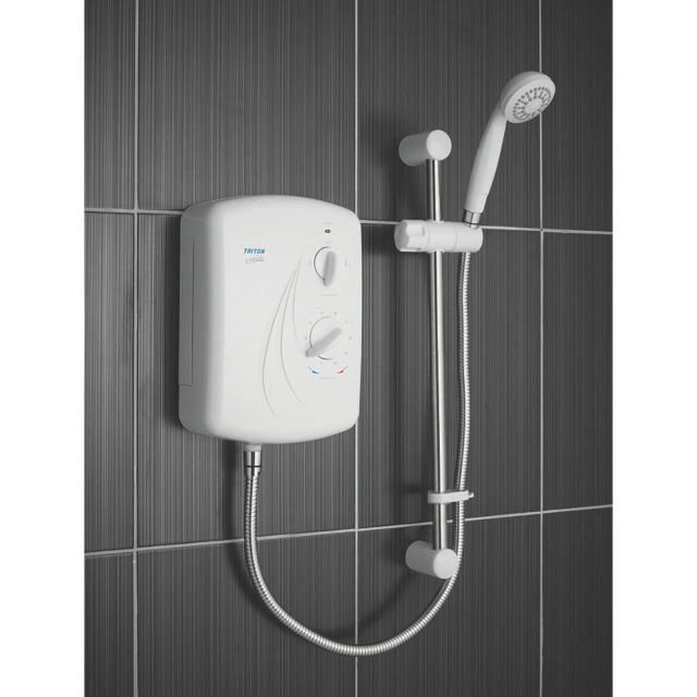 Replace Electric Shower Supply & Fit