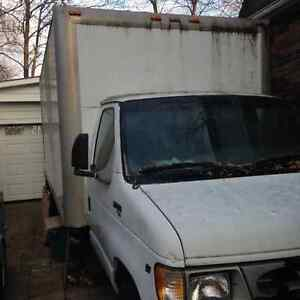 1997 Ford F-450 Fourgonnette, fourgon