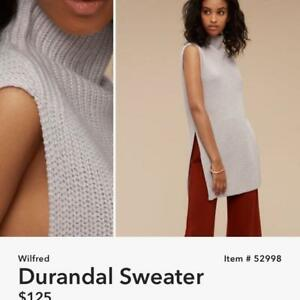 Aritzia Wilfred Durandal Sweater XXS