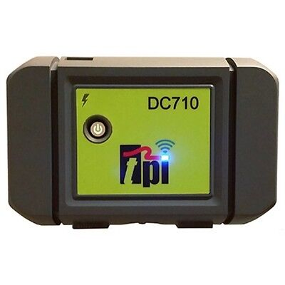 TPI DC710 Smart Combustion Flue Gas Analyzer with Bluetooth Smart Phone (Flue Gas Analyzer)