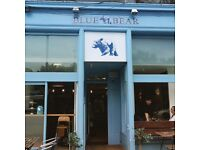 Part-time experienced barista/front of house team member for Busy Brunch Restaurant in Edinburgh