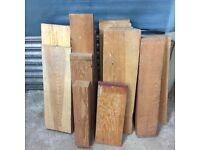Solid Pine wood blocks Wood turning DIY craft