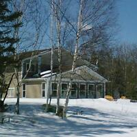 RENOVATED WATERFRONT HOME IN HANMER-MOVE IN THIS SPRING