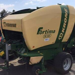 KRONE VARIO PACK 1500 Hexham Newcastle Area Preview