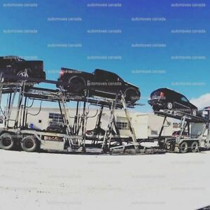 Dependable Car Shipping to and from Grande Prairie