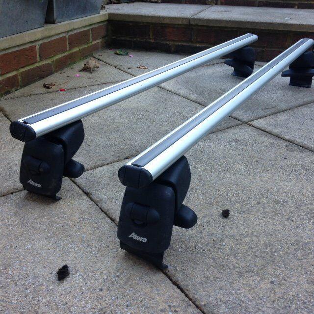 Audi A4 Roof Rack Bars
