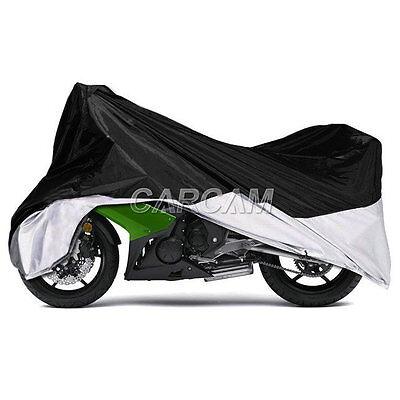 L Sport Bike Motorcycle Cover For Kawasaki Ninja 300 500 650 1000 ZX 6 10 12 RR