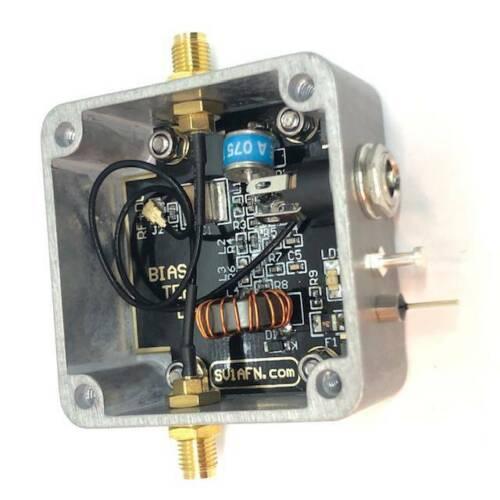 Bias-T DC Injector 10 KHZ - 150 MHZ - SV1AFN shop