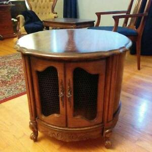 French Provincial End Tables (2)