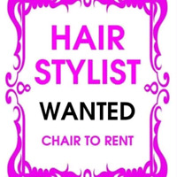 Wanted: 2 Hairstylists (Chair Rental)