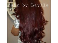 Highly experienced mobile hairdresser/colour and extensions specialist