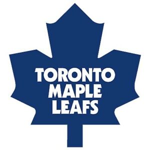 Toronto Maple Leaf Game 6 round 1 - Golds