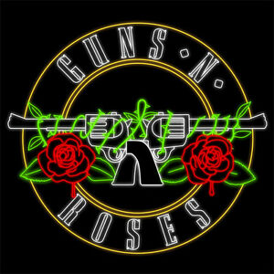 Guns N Roses Buffalo pair front row tickets