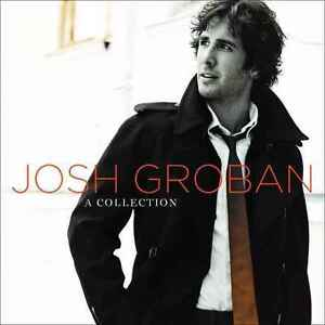 JOSH-GROBAN-A-COLLECTION-GREATEST-HITS-2CD-SET-SEALED-FREE-POST