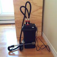Fulval 406 External Canister filtre