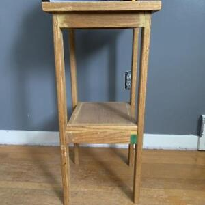 Nice Wooden End Table