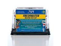 API freshwater master test kit fish tank