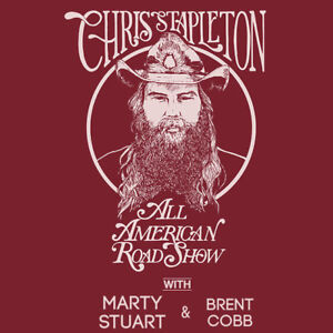 Chris Stapleton Bank of NH pavilion August 25 2018