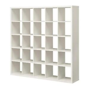 5X5 IKEA BOOKCASE (OLD EXPEDIT SERIES)