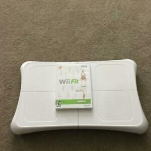 Wii Fit Board+Wii Fit Plus and Wii Sports Resort