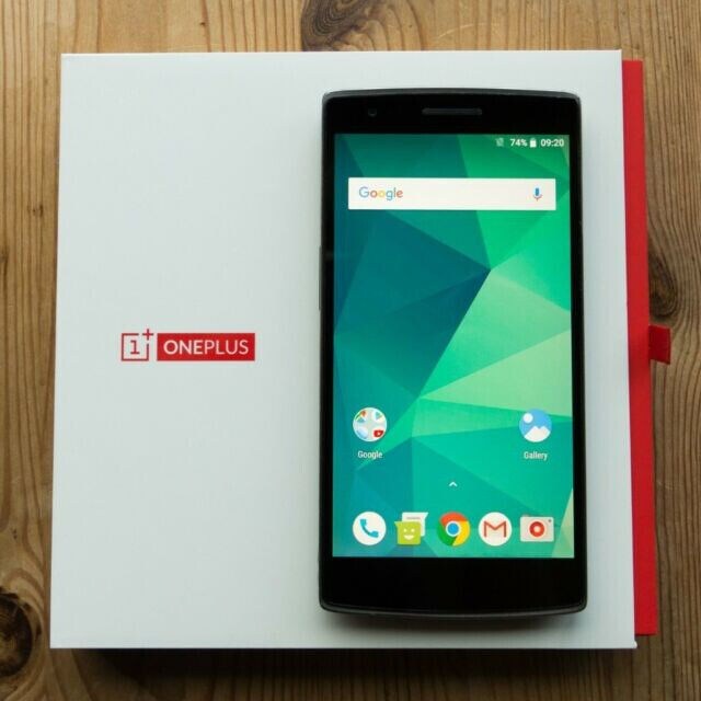 OnePlus One 64GB - Sandstone (Unlocked) Android Phone | in Luton,  Bedfordshire | Gumtree
