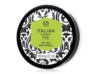 Bodyshop Italian Summer Fig Body Cream 200ml & Italian Summer Fig Eau de Toilette 50ml - NEW