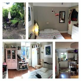 SHORT TERM ONLY: double bedroom available from the 1st of April till the 17th of April