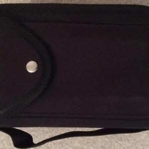 Carrying case for book (novel)